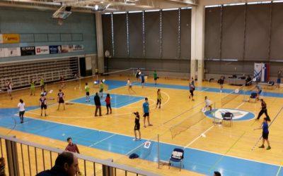 Državno prvenstvo v ekipnem badmintonu – 18. 4. 2017