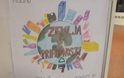 Čistilna akcija Očistimo Slovenijo, očistimo Zemljo