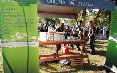 Na promociji deficitarnih in obetavnih poklicev v Sežani -3. 10. 2018