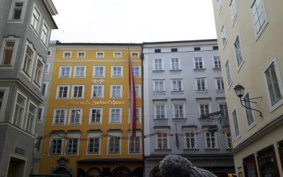 V adventnem Salzburgu – 1. 12. 2018