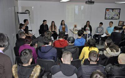 Literarno-gurmanski dogodek Narbolʃhi za pokuʃhino – 15. 3. 2019