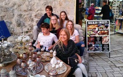 Ekskurzija v Sarajevo