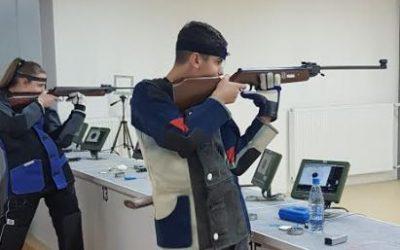 Tekmovanje srednjih šol MOL v streljanju s serijsko zračno puško