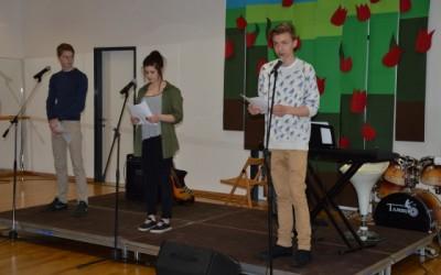 Poklon ustvarjalnosti in znanju mladih 2016