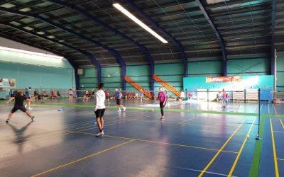 Srednješolsko tekmovanje v badmintonu – 23. 10. 2017