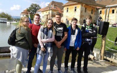 Na okoljejadi ali srečanje dijakov okoljevarstvenih šol – Maribor, 28. 9. 2017