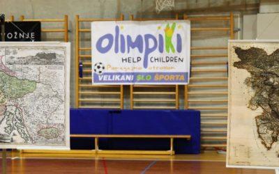 Odličen dan s humanitarno nogometno tekmo – 22. 6. 2018