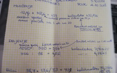 "DEKD 2018: ""Rehnšiber"" pri pouku gradbene mehanike"
