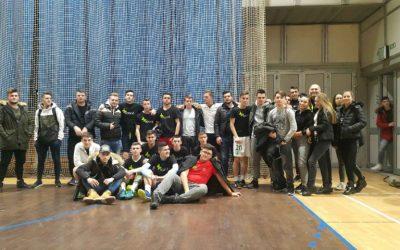 Prvenstvo srednjih šol Ljubljane v nogometu za dijake