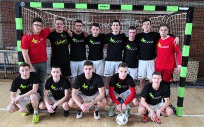 Nov uspeh šolske nogometne ekipe – 30. 1. 2019