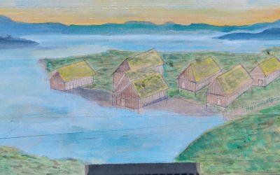 Jezero je – jezera ni 2021